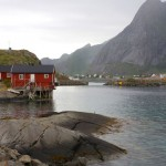 106 Å - The Southernmost Village of Moskensøy Island