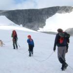 143 Climb to Galhøppigen