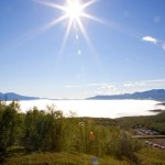 51 Lake Tornetrask Sweden