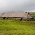 81 Lofotr - Vikind Museum - House Built 500-900 AD