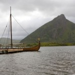 92 The Largest Preserved Viking's Ship