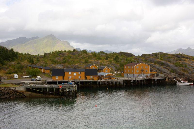 95 Flakstadøya Island