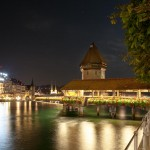 Chapel Bridge Lucerne 02