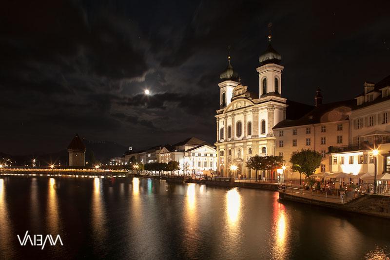 University Church Lucerne 01